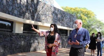 Complejo Turístico Itaipú reabre sus puertas en modo Covid