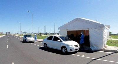 ITAIPU donará 10.000 hisopados para Alto Paraná