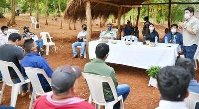 Familias agricultoras se integran a la cadena de valor y mejoran ingresos con financiamiento de ITAIPU