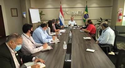 Itaipu proveyó informes a comisión encargada de supervisar compras por el Covid-19