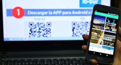 ITAIPU desarrolla aplicación móvil para cuando se retomen las visitas al complejo turístico