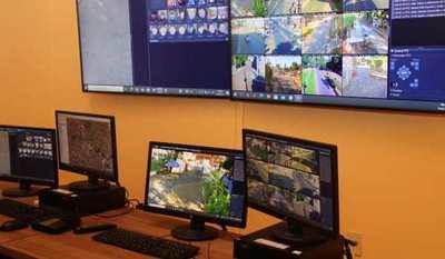 Ñemby cuenta con nuevo centro de monitoreo policial