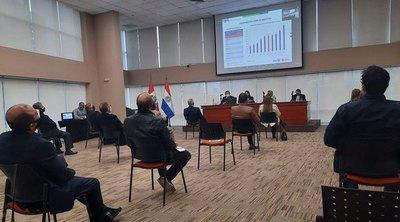 "Rediex presentó a ""Paraguay, país de oportunidades"" en  Lima-Perú"