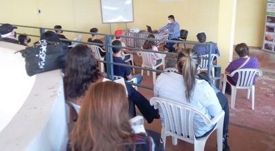 Indert promueve proyecto de producción piscícola en Cordillera