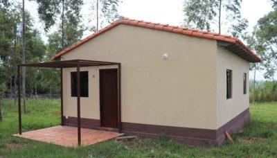 Más de 100 subsidios habitacionales fueron entregados a familias de Amambay