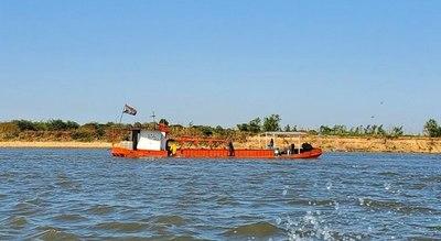 Paraguay y Argentina acuerdan inicio de obras de dragado del río Paraguay