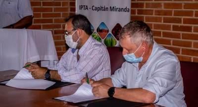 MAG y el CAH brindarán una mejor asistencia a beneficiarios de Itapúa