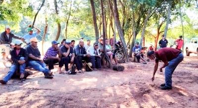Indert capacita a productores agrícolas de Arroyito
