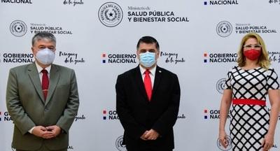 Asumen nuevos viceministros de Salud