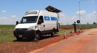 Energía solar, tecnología útil y 100% eco-friendly para cuidar las rutas del país