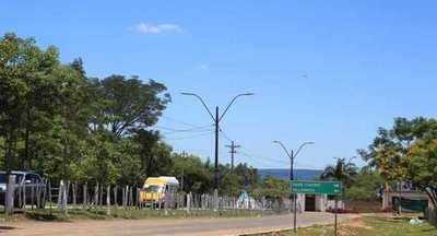 ANDE invierte G. 4.800 millones en sistema eléctrico de la ciudad de Itapé y alrededores