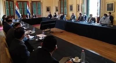 Representantes de distintos sectores económicos coordinan acciones en la lucha contra el contrabando