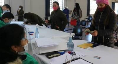 Más de 500 estudiantes universitarios de Caazapá recibirán desembolso por becas