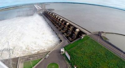 EBY transfirió USD 46 millones a Hacienda por cesión de energía a Argentina