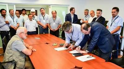 Inician obras civiles y electromecánicas para maquinización de Aña Cuá
