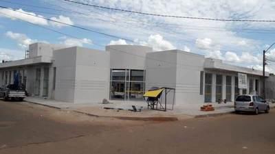 San Pedro de Ycuamandyyu estrenará nuevo Mercado Municipal mediante apoyo de la EBY