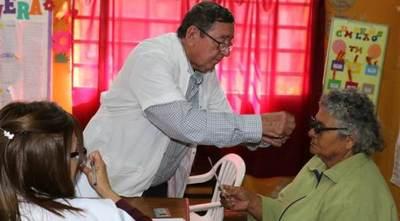 Intensa actividad de la Unidad de Salud de la EBY en Tacuaras