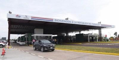 Rige nuevo horario de tránsito en el Paso Fronterizo Ayolas-Ituzaingó