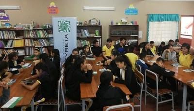 "Proyecto educativo ""Yacyretá nos visita"" llega a su etapa final"