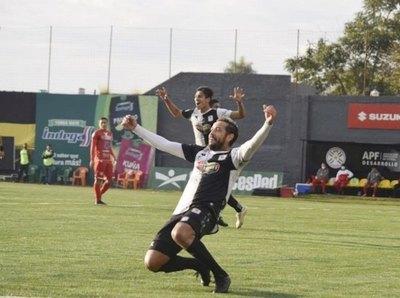"""Crónica / Tacuary apretó y puso freno al """"General"""": 3-1"""