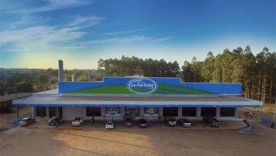 Hecho en Py: Lácteos La Fortuna llega a procesar hasta 135.000 litros de leche en temporada alta