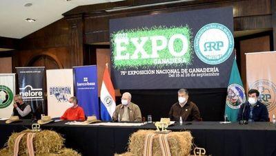 Confirman Expo Ganadera de Mariano Roque Alonso del 16 a 26 de setiembre (se esperan más 1.200 animales en competencia)