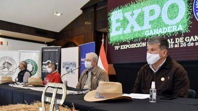 Público inmunizado podrá asistir a la Expo Ganadera