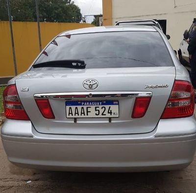 Recuperan dos vehículos denunciados como hurtados