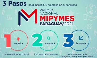 Debatirán en webinar sobre el Premio Nacional Mipymes 2021