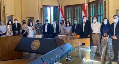Emprendedores que promueven la bicisenda más larga de Sudamérica plantean alianza público-privada