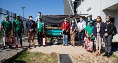 Lanzan plataforma para gestión de materiales reciclables en 5 Barrios de Asunción