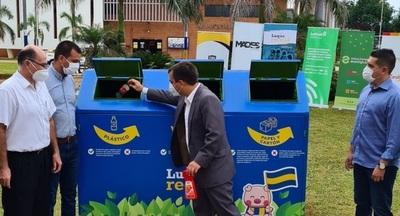 Comisiones vecinales pueden inscribirse para participar del Ecodesafío Luque recicla