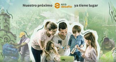 El próximo EcoDesafío se realizará en la Ciudad de Luque