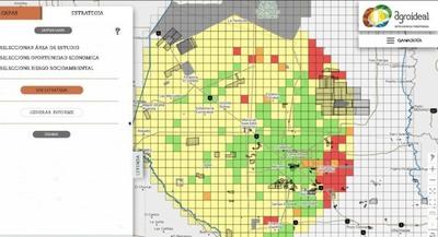 Nueva herramienta permite identificar riesgos en el sector agropecuario del Chaco Paraguayo