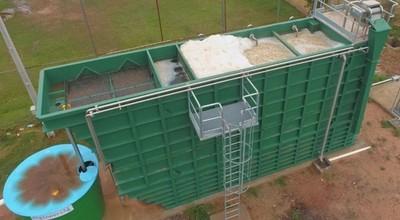 Ministerio de Justicia instala nuevas plantas de tratamientos de residuos en penitenciarías