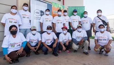 19 comisiones vecinales participarán del Ecodesafío Asunción Recicla 2.0