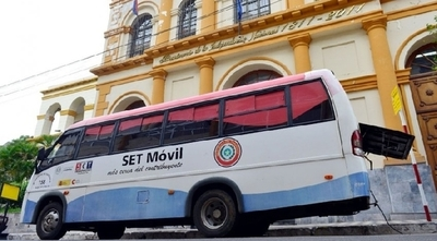 PAC Móvil se instala en Alto Paraná con varios servicios gratuitos