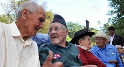 Los veteranos del Chaco cobrarán pensión y subsidio este martes 25