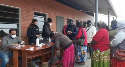 Correo pagó a 8.285 beneficiarios del programa Tekoporã