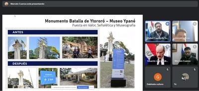 Comisiones articularán acciones para la puesta en valor de sitios históricos