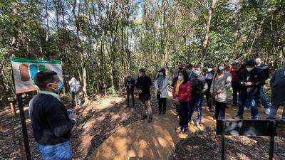 Itaipu habilitó en Canindeyú el atractivo turístico Refugio Biológico Mbaracayú