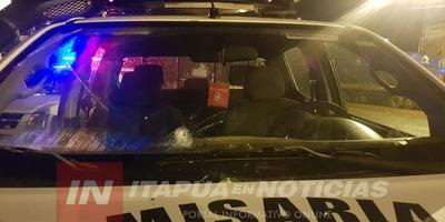 BALACERA ENTRE POLICÍAS Y LADRONES EN NATALIO