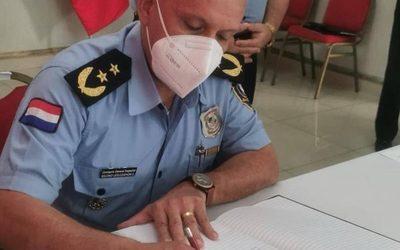 Director de Policía no se pronuncia ante banda delictiva de uniformados que opera en comisaría San José de CDE