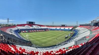 Habilitan plataforma de inscripción para volver a los estadios, unas 2.000 personas asistirán por partido