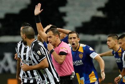 Tras la eliminación de Boca ante Mineiro, se registraron graves incidentes