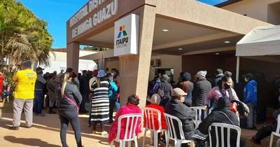 La Nación / Brasil refuerza vacunación en la frontera con Ciudad del Este