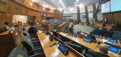 Diputados analizará 13 puntos durante sesión ordinaria de esta semana