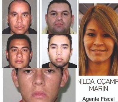Fiscal apaña esquema corrupto de polibandis que secuestraron y extorsionaron a jóvenes