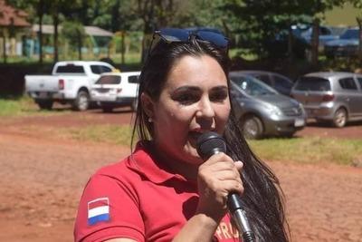 Candidata que perdió las internas amenaza con desalojo a familias humildes del Km 12 Acaray – Diario TNPRESS