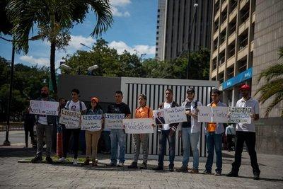 VENEZUELA: Régimen de Nicolás Maduro mantiene a 276 presos políticos